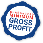 Guaranteed Gross Profit in this package