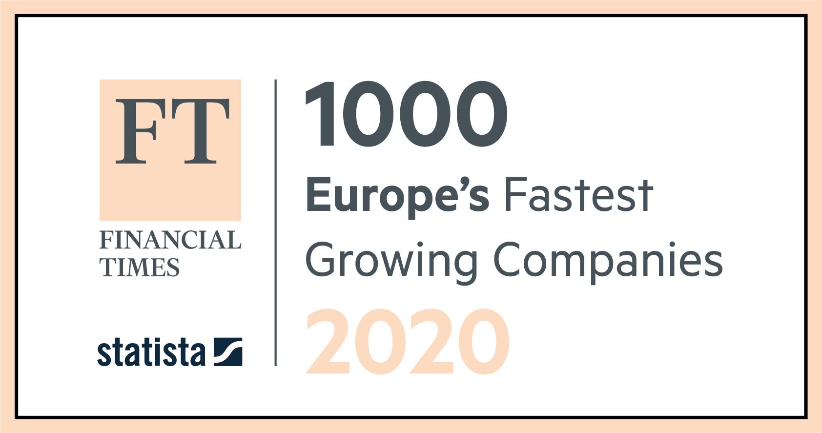 europe's fastest growing companies NIC